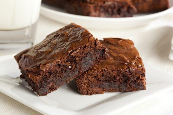 Fudge Brownie Rezept
