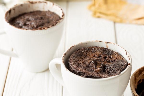 Schokoladen-Tassenkuchen Rezept